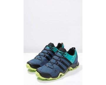 Zapatos para caminar adidas Performance Ax2 Hombre Mineral Azul/Núcleo Negro/Verde,adidas baratas blancas,adidas chandal,marca baratas