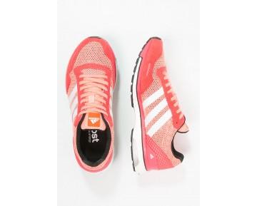 Zapatos para correr adidas Performance Adizero Adios 3 Mujer Sun Glow/Blanco/Shock Rojo,ropa running adidas,zapatos adidas para es,venta