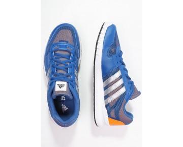 Zapatos deportivos adidas Performance Essential Star .2 Hombre Azul/Matte Plata/Naranja,adidas ropa interior,outlet ropa adidas santiago,más bella