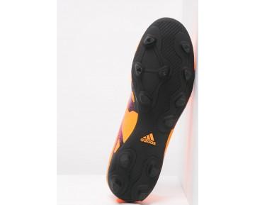 Zapatos de fútbol adidas Performance X 15.4 Fxg Hombre Solar Oro Núcleo  Negro Shock d9a8175af3d36