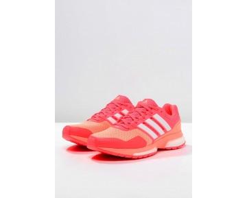 huge selection of def3b b17a9 Zapatos para correr adidas Performance Response Boost 2 Mujer Sun Glow  Blanco Shock Rojo