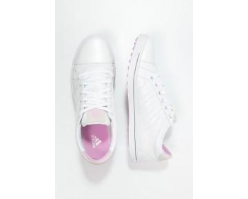 Zapatos de adidas Adicross Iv Mujer Blanco/Wild Orchid,zapatillas adidas 80s,zapatillas adidas 80s,primer plano