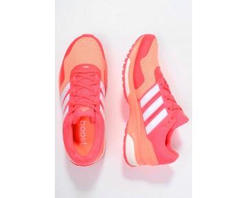 Zapatos para correr adidas Performance Response Boost 2 Mujer Sun Glow/Blanco/Shock Rojo,adidas negras y blancas,adidas ropa deportiva,precios