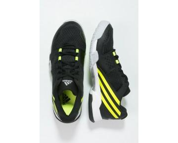 Zapatos de voleibol adidas Performance Volley Team 3 Hombre Núcleo Negro/Solar Amarillo/Clear Gr,chaquetas adidas originals,bambas adidas rosas,Buen servicio