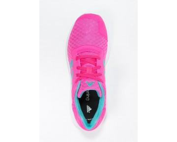 official photos 7d66f c971e Zapatos para correr adidas Performance Element Refresh Mujer Shock  Verde Matte Plata Azul Glow ...