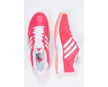 Deportivos calzados adidas Performance Barricade Court 2 Mujer Shock Rojo/Blanco/Sun Glow,adidas superstar baratas,adidas zapatillas,comprar online españa