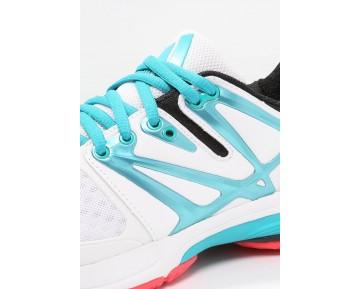 Deportivos calzados adidas Performance Stabil4Ever Mujer Blanco/Shock Verde/Núcleo Negro,ropa adidas barata online,tenis adidas baratos,orgulloso