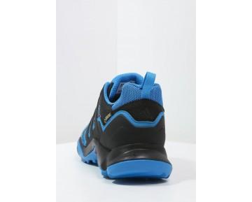 Zapatos para caminar adidas Performance Terrex Swift R Gtx Hombre Shock Azul/Núcleo Negro/Chalk,zapatos adidas nuevos 2017,bambas adidas,muy atractivo