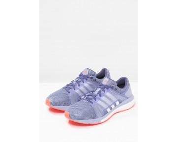 Zapatos para correr adidas Performance Adizero Tempo 8 Boost Mujer Prism Azul/Sun Glow/Raw Morad,zapatos adidas baratos,relojes adidas baratos,atraer