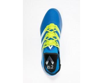 Zapatos de fútbol adidas Performance Ace 16.2 Primemesh Fg/Ag Hombre Shock Azul/Blanco/Semi Sola,adidas baratas madrid,zapatillas adidas gazelle og,sabor