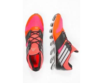 release date: fb4bb ae1b2 Zapatos para correr adidas Performance Springblade Drive Hombre Solar  Rojo Tech Plata Metallic N ...