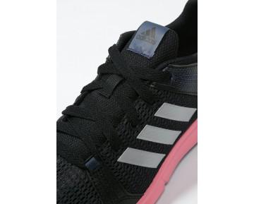 Zapatos deportivos adidas Performance Niraya Mujer Negro/Plata Metallic/Super Pop,adidas superstar blancas,chaquetas adidas vintage,temperamento